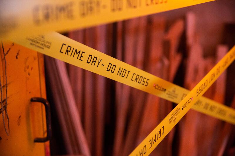 CRIME DAY - das exklusive Event für Crime-Fans